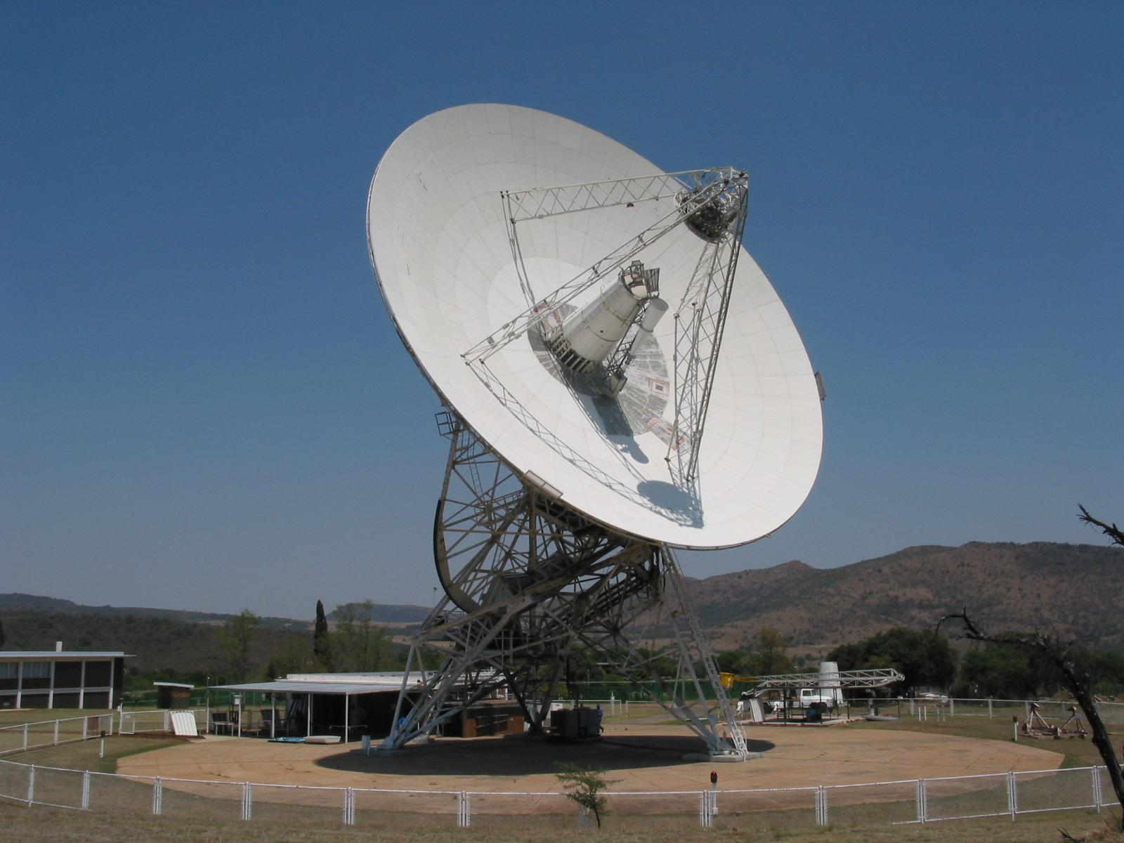 Studying The Earth Using Quasars 2002 10 16