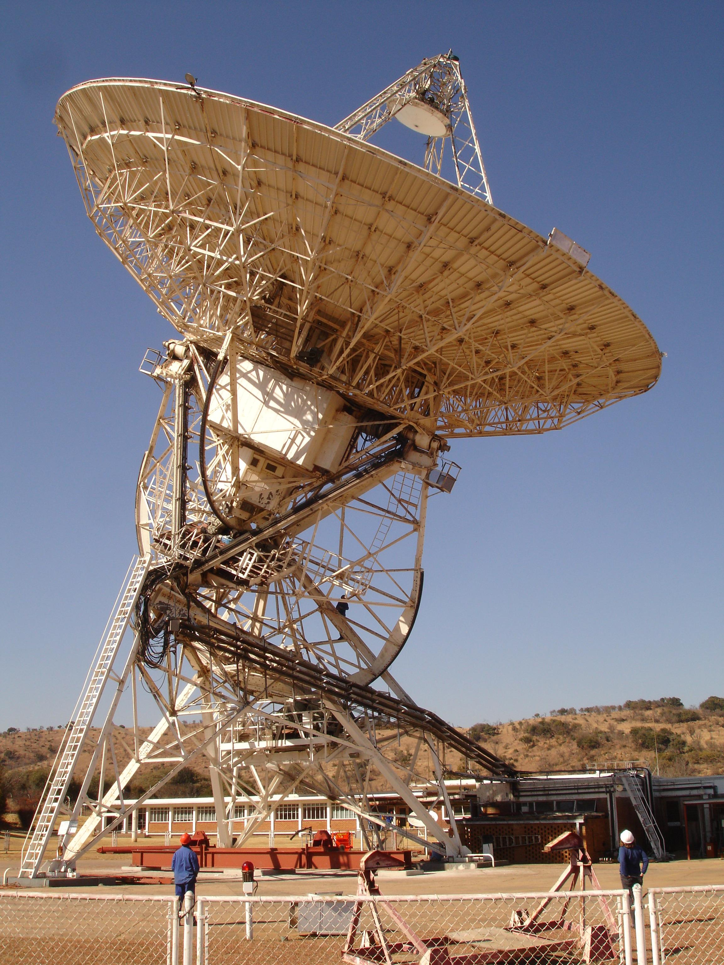 hartrao 26m telescope repair 2010 09 06 rh hartrao ac za